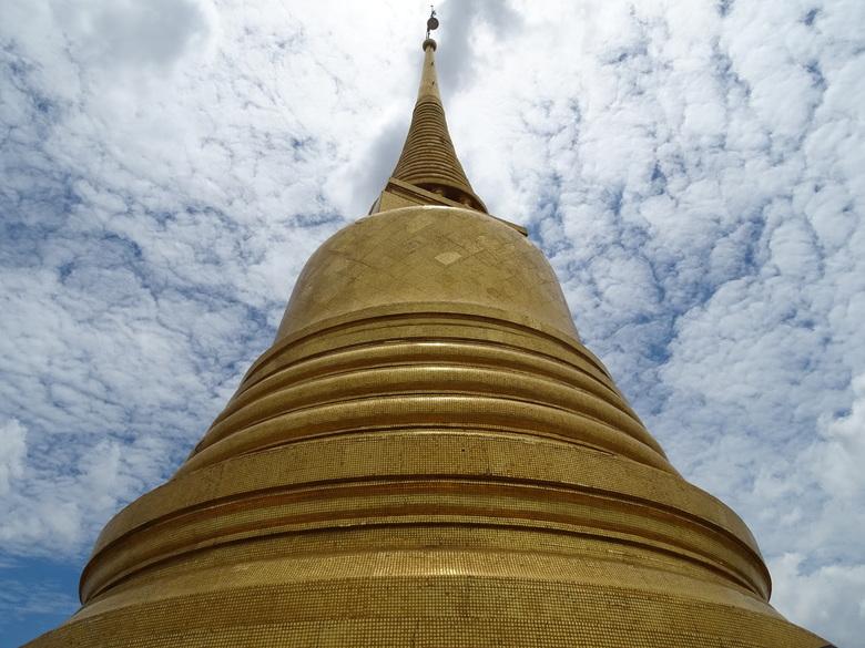 tempel - Een van de vele boeddhistische tempels in Bangkok, Thailand.