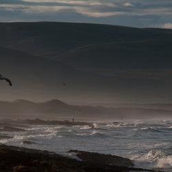 Zeezicht in Schotland