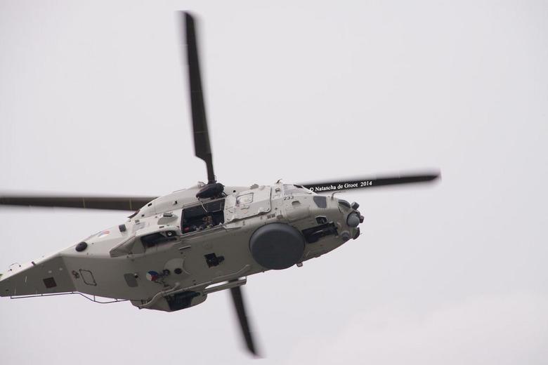 Helikopter - Helikopter Wereldhavendagen Rotterdam