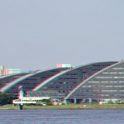Rotterdam hyperstereo met Nikon D7000
