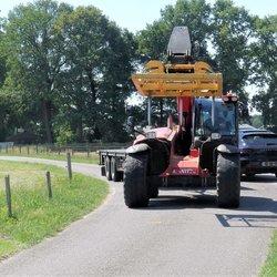P1110918 Walderveen   MANITOU Hooibalen tractor 26 juni 2020