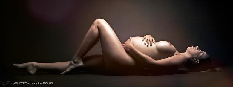 The unborn future II... - Vervolg op vorige foto...