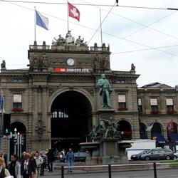 Station Zürich.