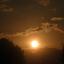 zonsondergang 9 oktober 2018