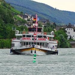 RMS Goethe oude dame.