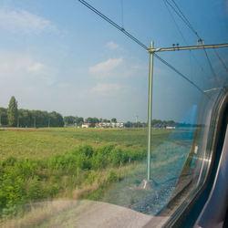 dagje met de trein
