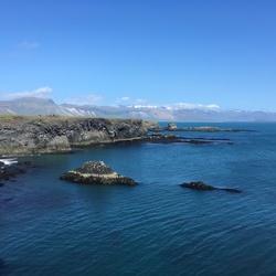 Klif in IJsland