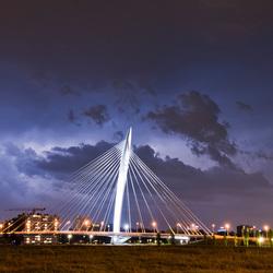 Storm over Utrecht