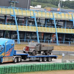 Trucktransport.