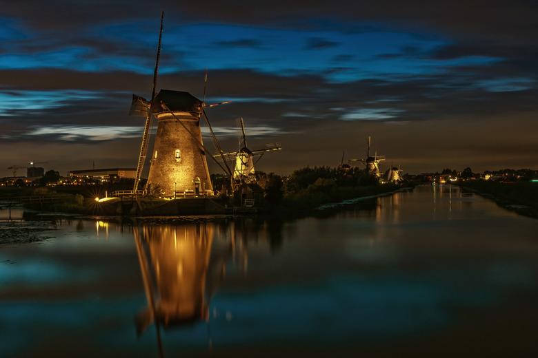 Verlicht Kinderdijk 2017