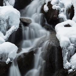 Sørvågen waterval