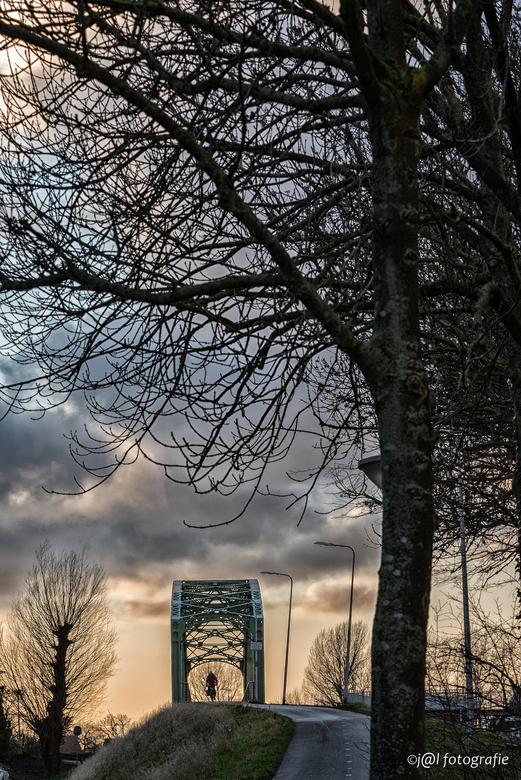 trambrug schipluiden - De trambrug te Schipluiden