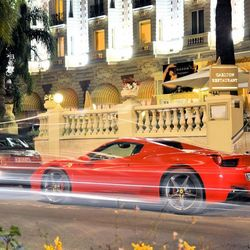 Ferrari 458 in Cannes