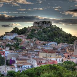 Begur Castillo