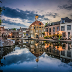 Zakkendragershuisje - Schiedam
