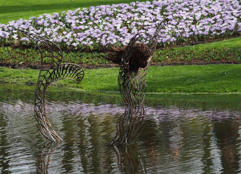 Water Snoepje  - Prachtig  kunst werk
