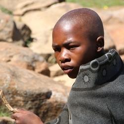 Afrika, in Lesotho
