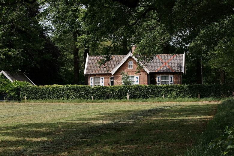 landgoed 't Nijenhuis. - Wandeling over het landgoed &#039;t Nijenhuis in de omgeving Heino <br /> De boerderijen en diens woningen van het landgoed