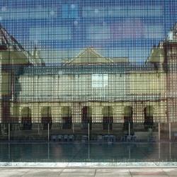 Reflectie museum