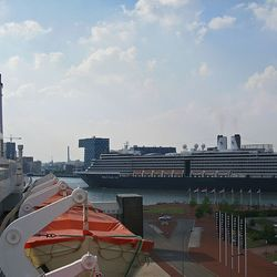 """Westerdam""vanaf ss""Rotterdam"""