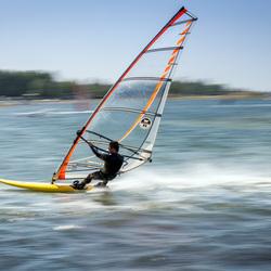 Zooooom - windsurfen