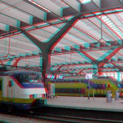 Centraal Station Rotterdam 3D GoPro