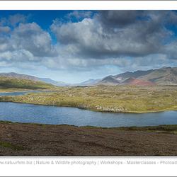 IJsland - panoramaland