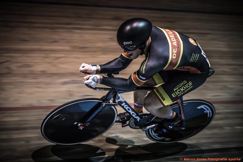 1 km tijdrit Nederlands kampioenschap