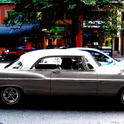 drivin'in Stockholm
