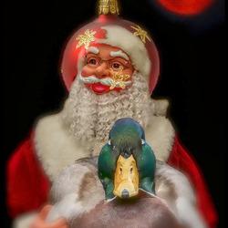 Bewerking: hoera..............zei de kerstman....