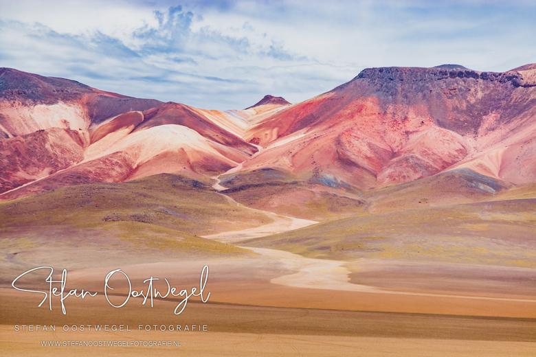 Rainbow mountain Peru - De weg naar rainbow mountains in Peru