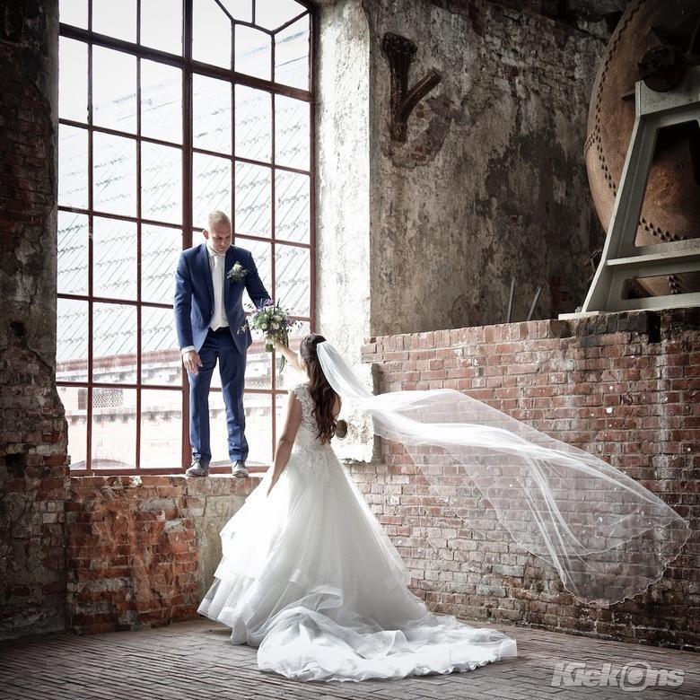 Huwelijk - Elody en WoutJan ...