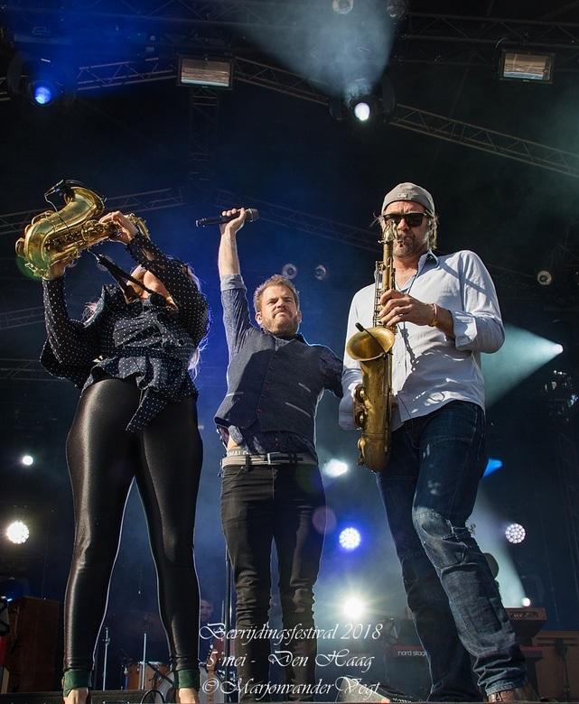 Trio - Het was heel tof. Ik heb genoten van zijn optreden.<br /> <br /> Iedereen hartelijk dank voor alle reacties &amp; waardering voor mijn werk.<