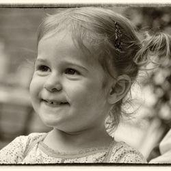 mijn lieve nichtje...