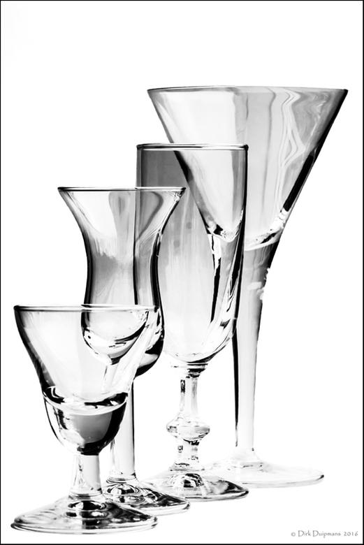 Glas #4 - vier op een rij