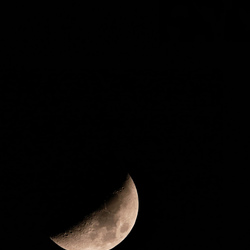 mars vlakbij maan