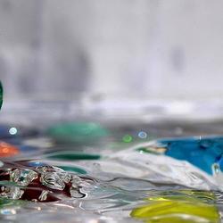 waterkleuren