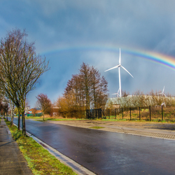 Industrial Rainbow
