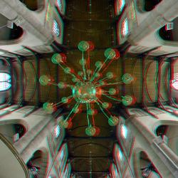 Sint-Laurenskerk Rotterdam 3D Rokinon 8mm