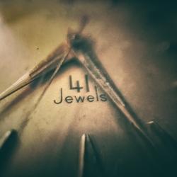 41 Jewels.