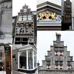 collage Architectuur Dordrecht 23 okt 2018