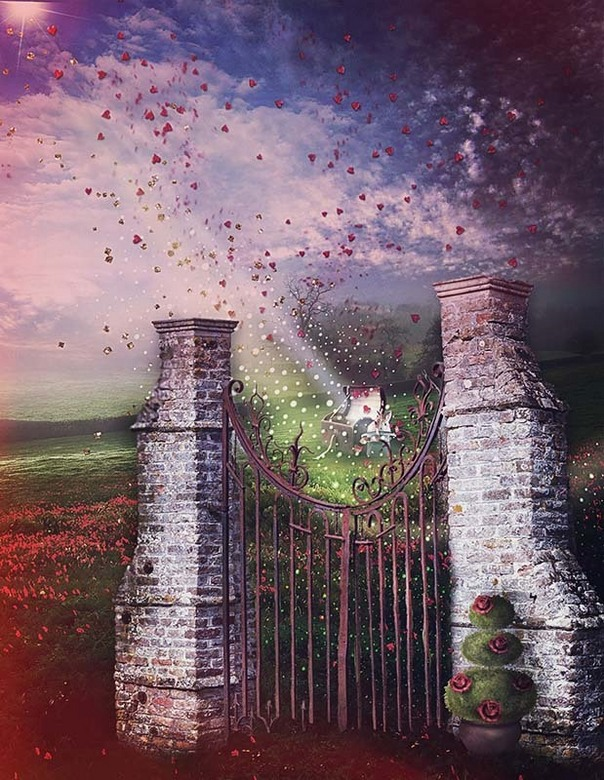 Behind The Gate ... - Behind The Gate ...