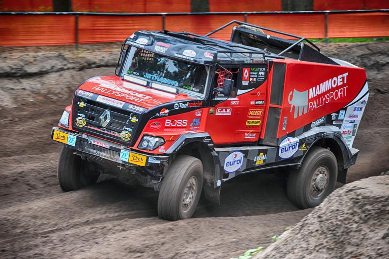 Renault Exp Day juni 20188632 - Op de open dag van Renault Trucks weer heerlijke foto&#039;s kunnen maken van het Mammoet Rallysport Team.<br /> Mart