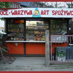 Kiosk, Wroclaw