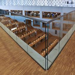 De Bibliotheek Het Eemhuis in Amersfoort