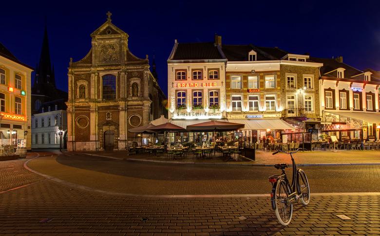 Sittard - Markt - Sint-Michielskerk - Sittard - Markt - Sint-Michielskerk