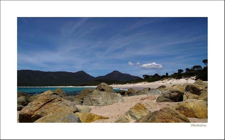 AUSSIE 13 - Colours of the Indian Ocean 4<br /> <br /> Omdat de kleuren zo mooi en verschillend zijn. Genomen aan de zuid en zuid-west kant van auss
