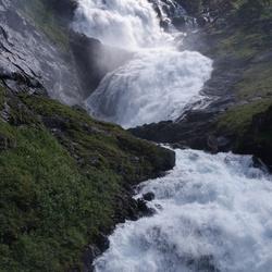 Noorse waterval