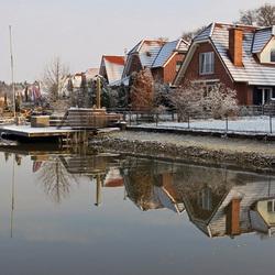 Winterse reflecties