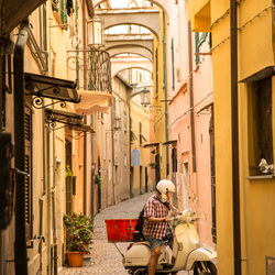 Noli, Italie